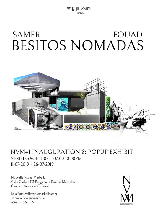 Besitos-Nomadas-Affiche